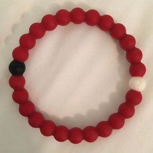 Authentic Red Lokai Bracelet Medium